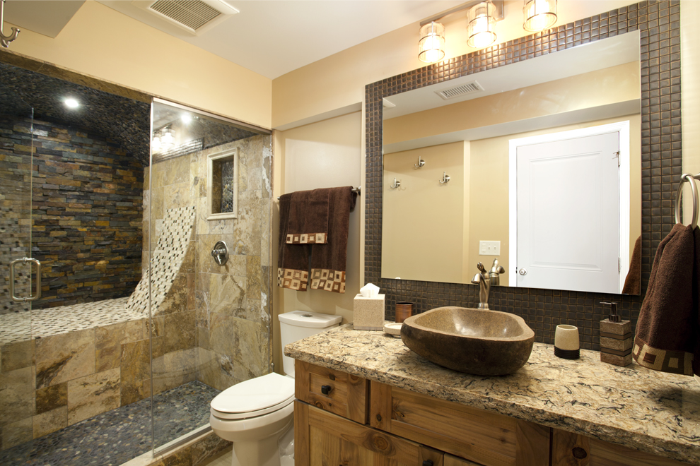 If These Ideas Seem A Little Far Fetched There Are A Number Of Things You  Can Do To Spruce Up Your Bathroom That Wonu0027t Take Away From Your Bathroom  Remodel ...